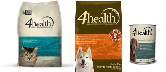 4Health Puppy Food