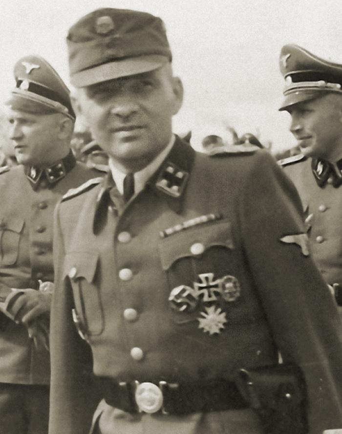 Longest-Serving Commandant of Auschwitz Concentration Camp