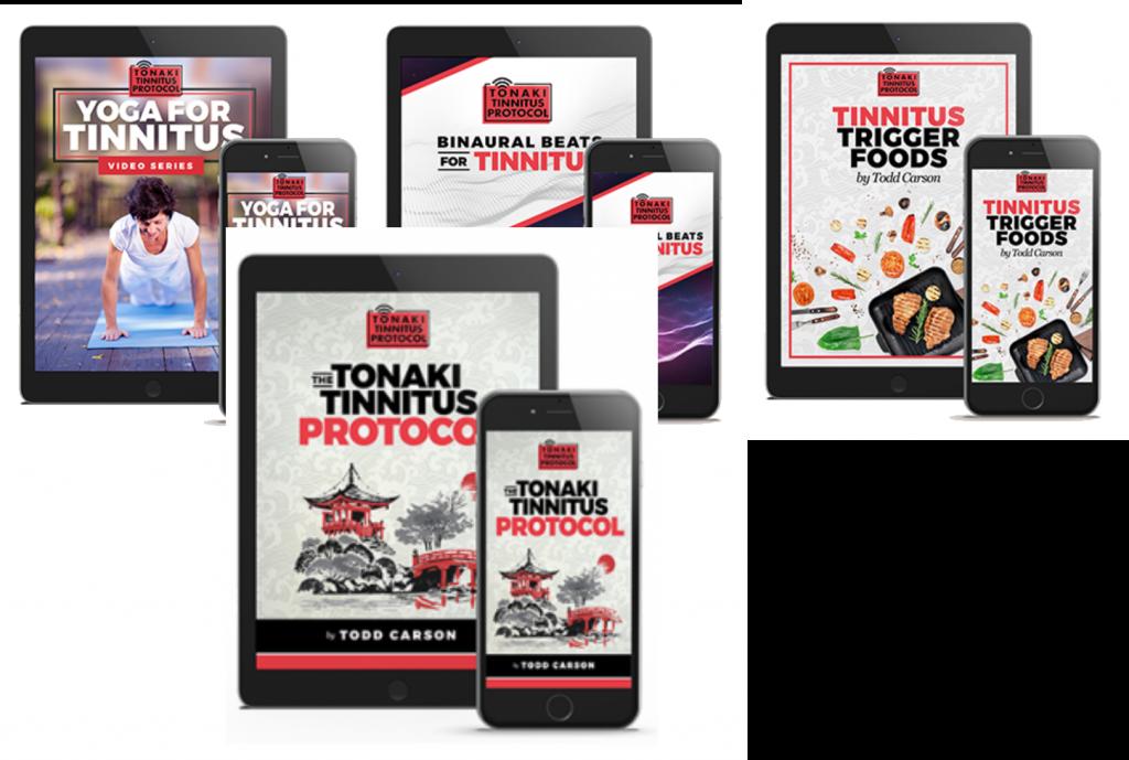 The Natural Cure to Tinnitus and Dementia: Tonaki Tinnitus Protocol