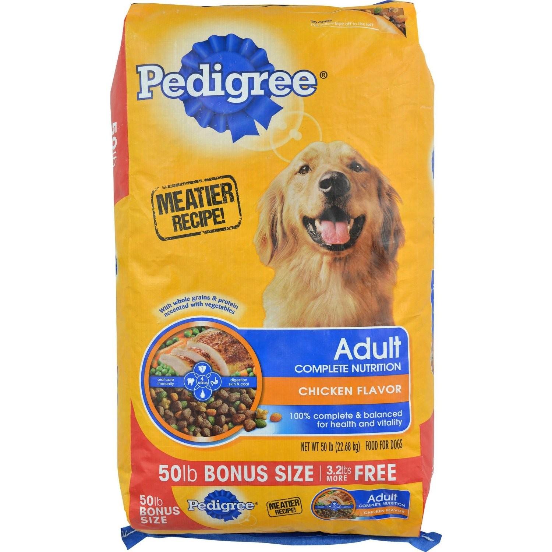 Pedigree Canned Dog Food Rating